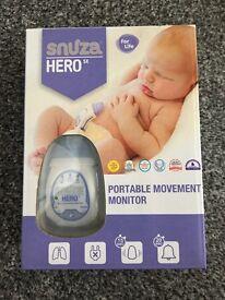 Snuzo hero (portable movement monitor)