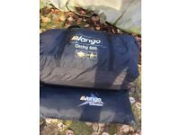 Vango Orchy 600 Tent and Extension