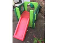 Toddler climb and slide £40