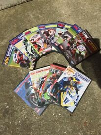 Bike signed pics and dvds