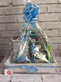 """Baby weaning hamper """"only 5 left """" great gift"""