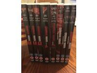 Criminal Minds Seasons 1-8 DVDs