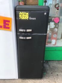 SWAN FROST FREE FRIDGE FREEZER IN GREY