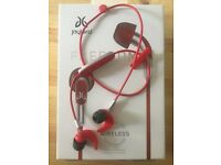 Jaybird Freedom headphones - immaculate condition