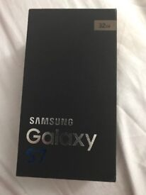 Samsung Galaxy S7 32gb Gold Edition