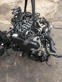 Audi A4 B8 2.0 tdi engine complete cjc code off 2012 45 k miles