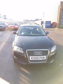 Audi A3 Black 3dr