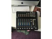Alto 8 Channel Analog Mixer
