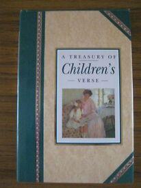 A Treasury of Children's Verse