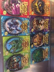 Beast Quest x 8 Books