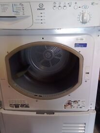 Indesit condenser 7kg is70c free local delivery allelectricals