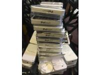 Apple phone and ipod accessories pack £10 each