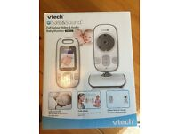 Vtech Colour Video and Audio Baby Monitor