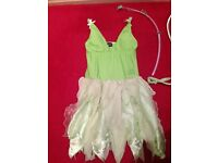 Disney Tinker Bell costume. Size 8/10