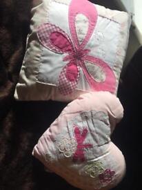 Next kids cushions