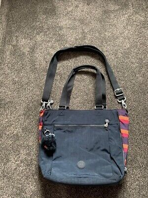 Kipling Expanding Tote Bag. Excellent Condition. Really Useful Bag. Barely Used