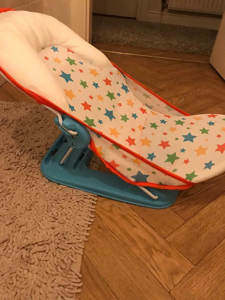 Summer infant deluxe baby bather bath seat | in Billinge, Manchester ...