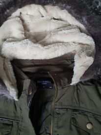 BRAND NEW!!! Woman's brave soul jacket. Size 16.