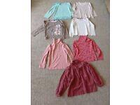 5-6 year old girl 25 item bundle from smoke & pet free home