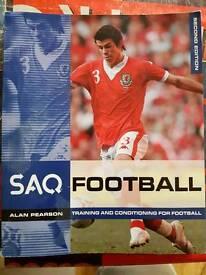 SAQ Football Coaching Book