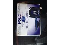 PYLE Blue Label Car Speakers