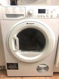 Hotpoint 8kg reconditioned condenser dryer