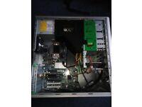 PC server Intel XEON W3680 at 3.6ghz turbo, 12gb ram