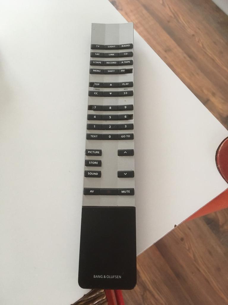 Bang & Olufsen Remote Control