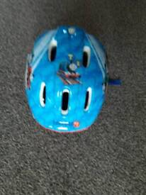 Thomas bike helmet