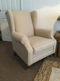 WING CHAIR ( M&S )