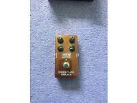 MXR Bass Fuzz Deluxe. Fuzz pedal for Bass