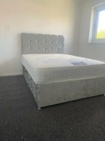 Brand new luxury bed sale all sizes from £169 free delivery liverpool