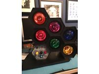 Classic 6 way party light