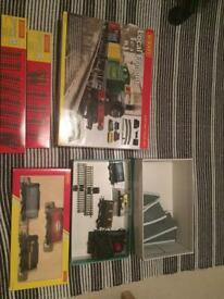 Hornby train starter set (used once) will accept offers