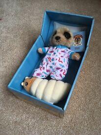 Meerkat toy - safari baby Oleg