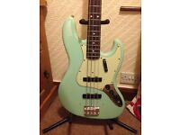 Fender Jazz Bass Japanese 62 Reissue