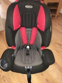 Graco Nautilus Elite Group 1, 2 & 3 Car Seat