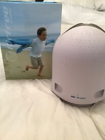 AirFree P60 Air Purifier with Night light