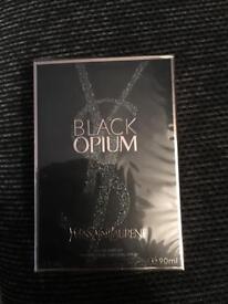 NEW - BLACK OPIUM PERFUME - 90ml