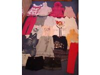 Bundle 1 of girls clothes size 5-6, 6-7