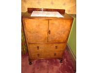 Antique Bedroom Storage Cabinet
