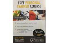 Free Government Funded Level 2 Diploma in Fitness qualification