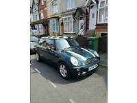 Mini one low mileage