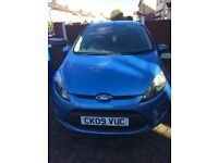 2009 1.2 Ford Fiesta, perfect family car