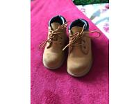 Timberland boots infants size 8.5