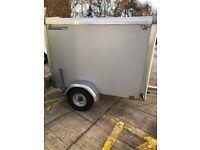 6 x 4 Box trailer