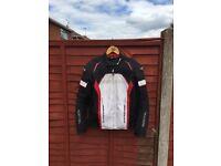 Motorcycle jackets, leather & textile, Alpinestars, Spidi, Richa Teknic