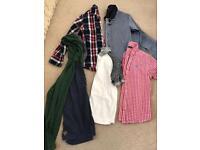 Boys top/shirt bundle age 10-11 years