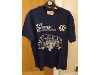 Blue T-Shirt Size S