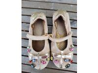 Simonetta girls shoes - size 26
